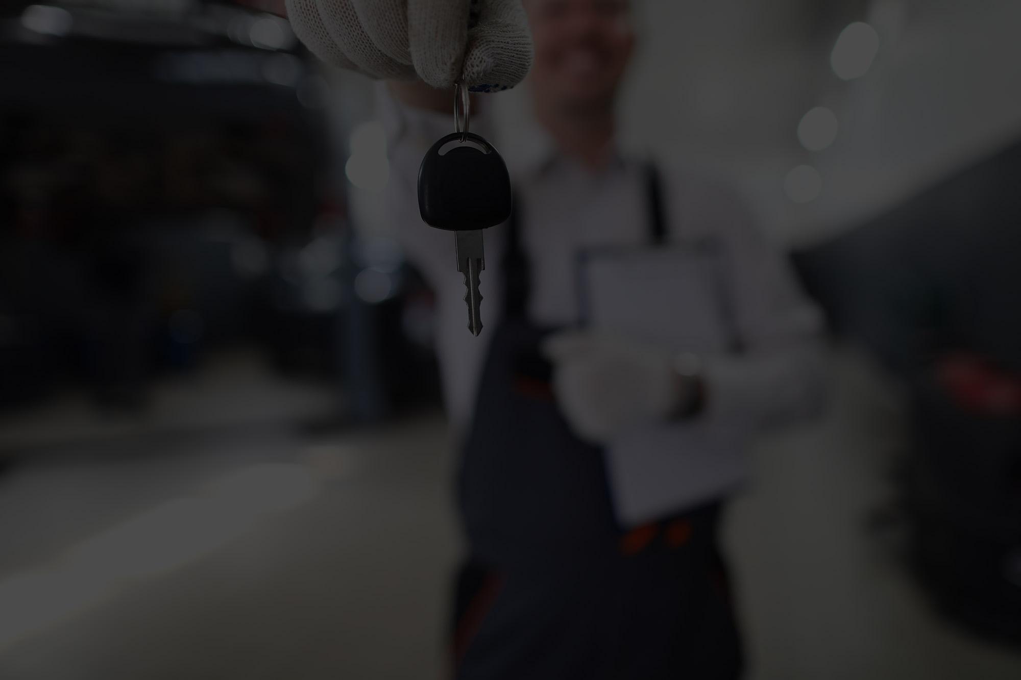Auto Reinigung Bringservice